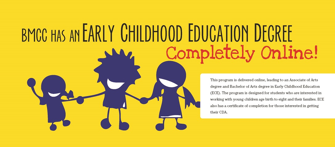 Early Childhood Education Degree Online ad