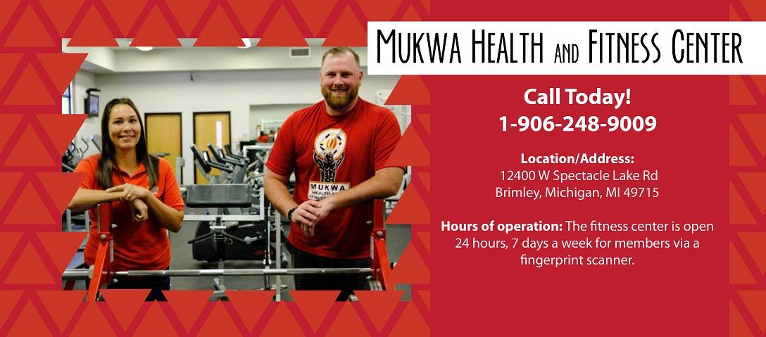 Mukwa Health and Fitness Center Image