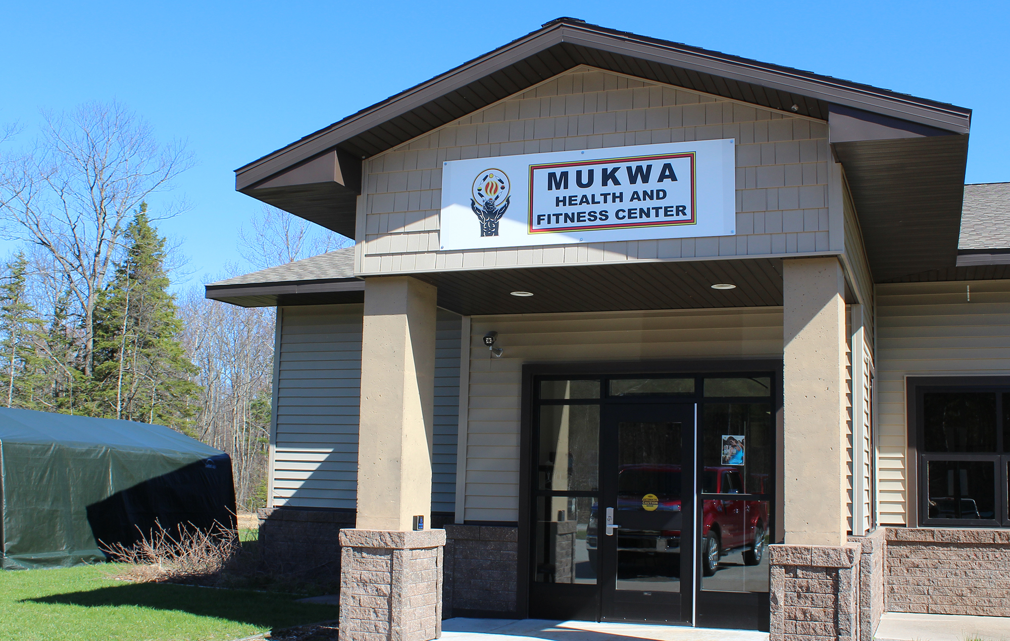Mukwa Fitness Center Building